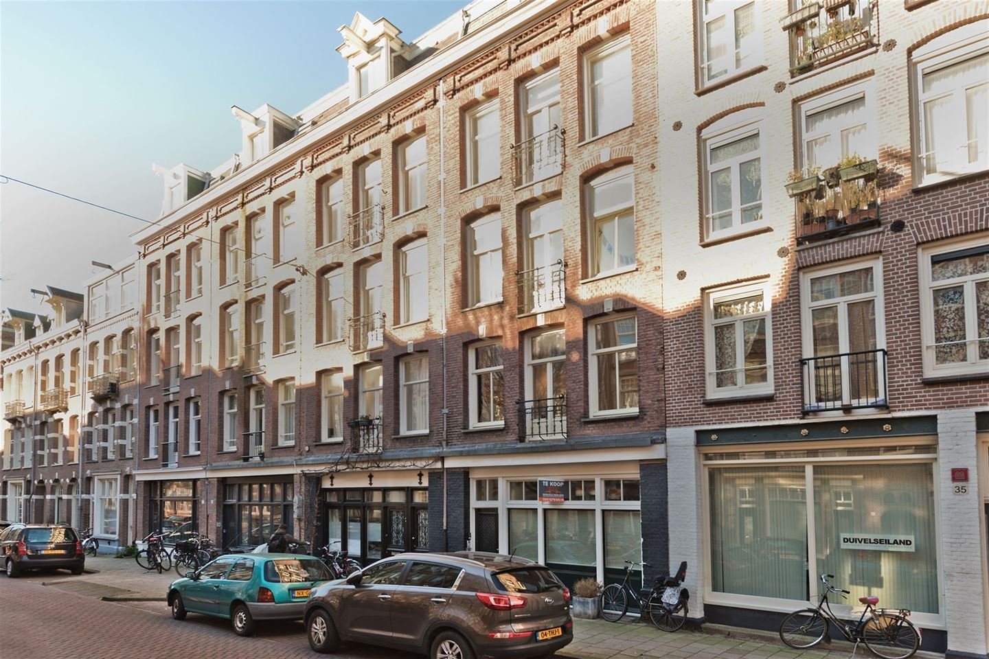 Cornelis Anthoniszstraat 33-1