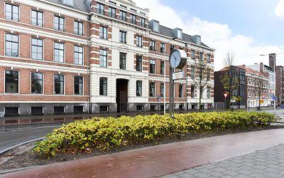 Postcode laan van meerdervoort in den haag postcode bij for Koophuizen den haag